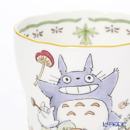 Noritake My Neighbor Totoro Mug TT97855/4924-3 则武 吉卜力工作室 龙猫/豆豆龙 马克杯