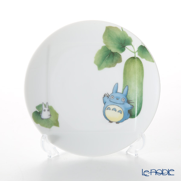 Noritake My Neighbor Totoro Vegetable Collection Plate 15.5 cm, Melon VT9931A/1704-5 则武 吉卜力工作室 龙猫/豆豆龙 15.5cm盘 瓜