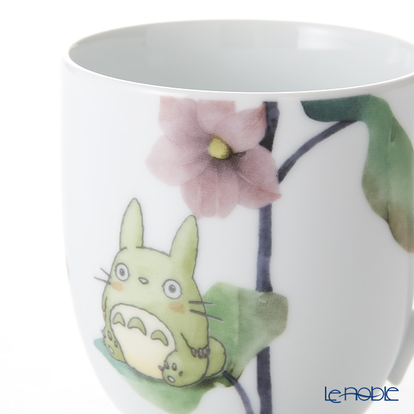 Noritake My Neighbor Totoro Vegetable Collection Mug 290 cc, Aubergine/Eggplant VT91086/1704-1 则武 吉卜力工作室 龙猫/豆豆龙 马克杯 290cc 茄子