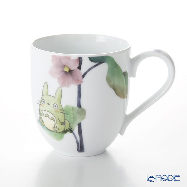 Noritake My Neighbor Totoro Vegetable Collection Mug 290 cc, Aubergine/Eggplant VT91086/1704-1 则武 吉卜力工作室 龙猫/豆豆龙 马克杯 290cc 茄子
