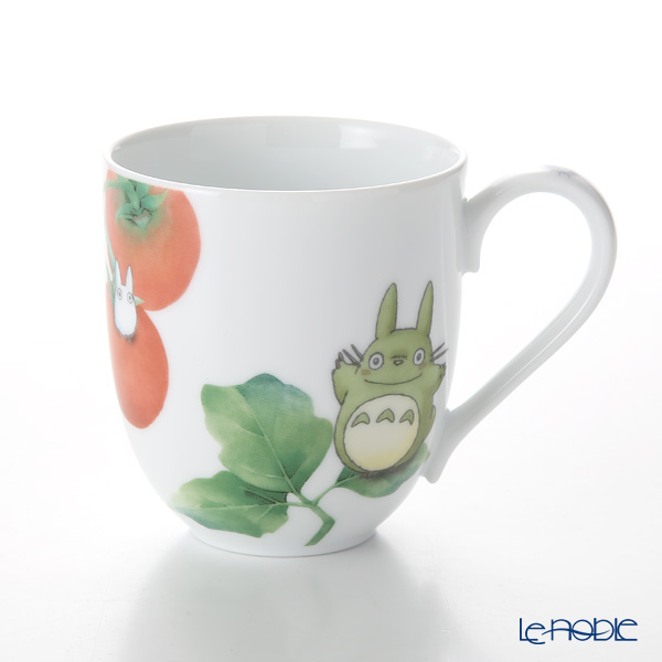 Noritake 'My Neighbor Totoro - Vegetable Collection / Tomato' VT91086/1704-2 Mug 290ml 则武 吉卜力工作室 龙猫/豆豆龙 马克杯 西红柿