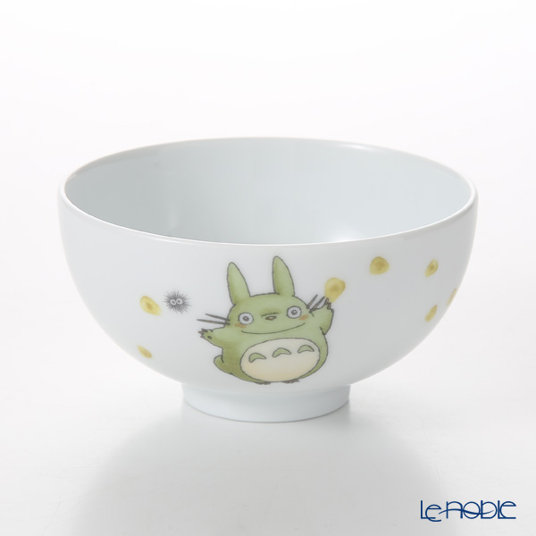 Noritake My Neighbor Totoro Vegetable Collection Rice Bowl, Corn VT91082/1704-3 则武 吉卜力工作室 龙猫/豆豆龙 饭碗 玉米