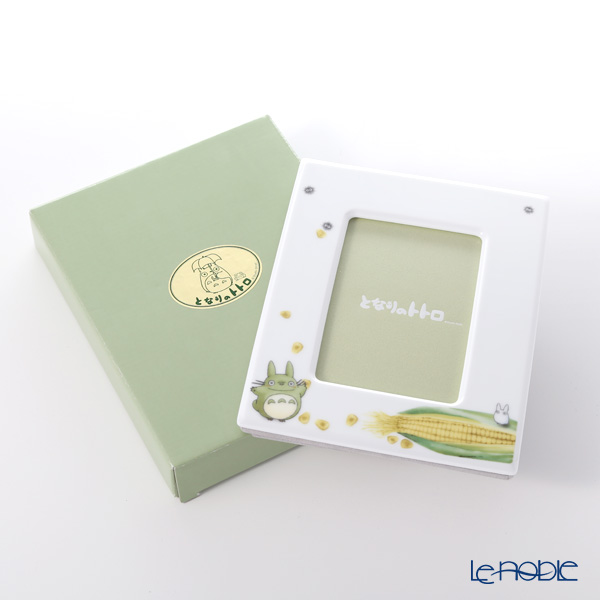 Noritake 'My Neighbor Totoro - Vegetable Collection / Corn' VY91882/1704-3 Photo Frame 则武 吉卜力工作室 龙猫/豆豆龙 相框 玉米