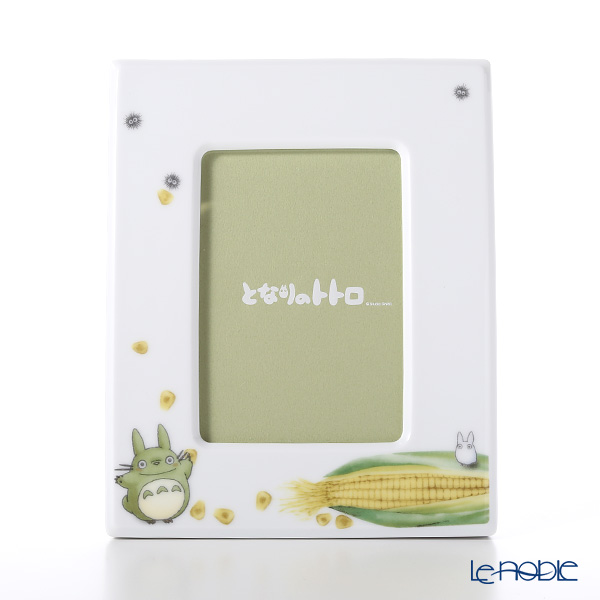 Noritake My Neighbor Totoro Vegetable Collection Photo Frame, Corn VY91882/1704-3 则武 吉卜力工作室 龙猫/豆豆龙 相框 玉米