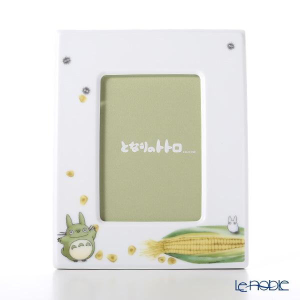 ノリタケ となりのトトロ 野菜シリーズ VY91882/1704-3 フォトフレーム トウモロコシ