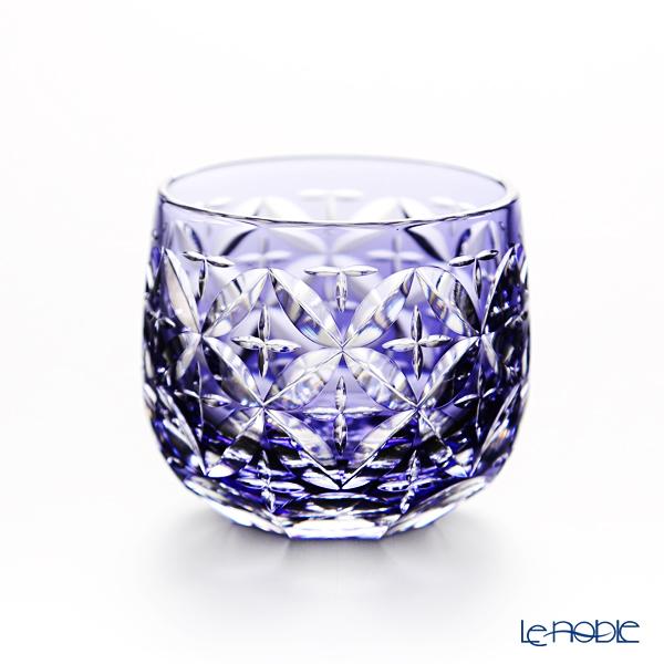 カガミクリスタル 冷酒杯 T622/2877CMP 6月・紫陽花