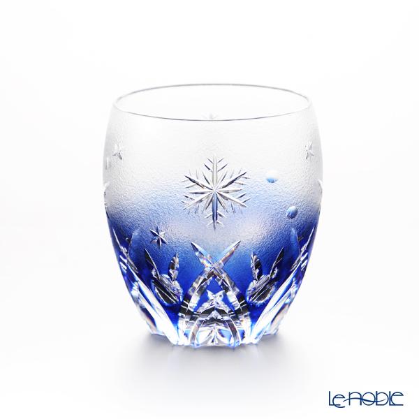 カガミクリスタル ロックグラス T727/2883CCB 12月・雪うさぎ