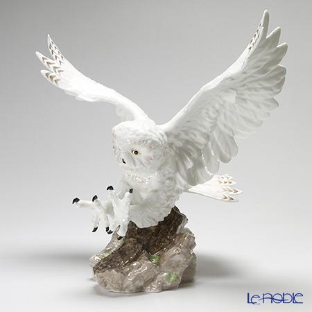ノリタケ スタジオコレクション置物 フクロウ (大) H40cm K087/A072