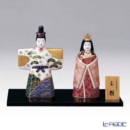 ノリタケ スタジオコレクション 雛人形 立雛 K1489/AC192