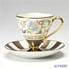 ノリタケ シリル T52502/4673カップ&ソーサー