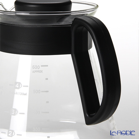 Hario Hot Brew Pour over V60 Server for microwave XVD-60B