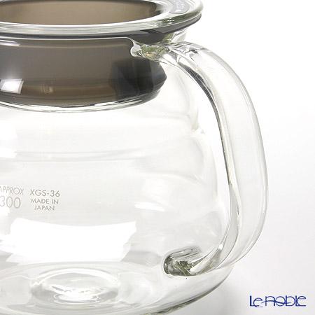 Hario Hot Brew Pour over V60 Coffee Server XGS-36TB 360 ml, 12 oz