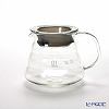 Hario Hot Brew Pour over V60 Coffee Server XGS-36TB 360 ml, 12 oz