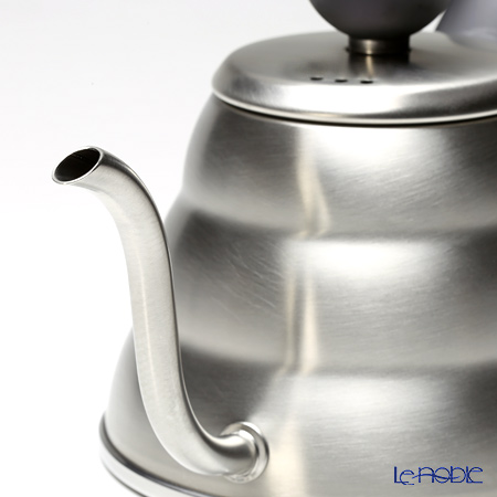Hario Hot Brew Pour over V60 Bouno Coffee Drip Kettle, Small, VKB-100HSV 600 ml 20 oz