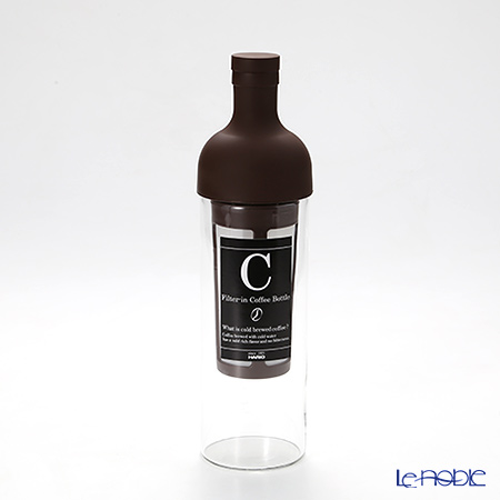 ハリオ フィルターインコーヒーボトル FIC-70-CBR 容量650ml 5杯専用