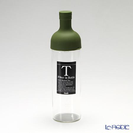 ハリオ フィルターインボトル FIB-75-OG オリーブグリーン 750ml