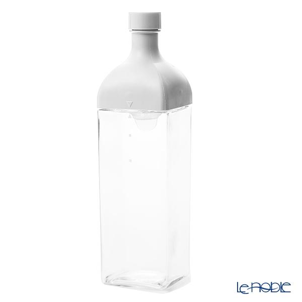 ハリオ カークボトル 1200ml ホワイト KAB-120-W フィルターインボトル