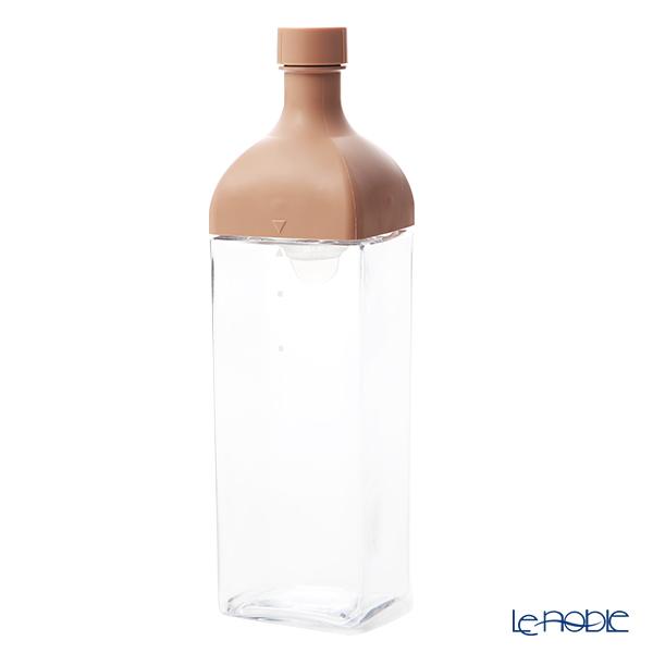ハリオ カークボトル 1200ml スモーキーピンク KAB-120-SPR フィルターインボトル
