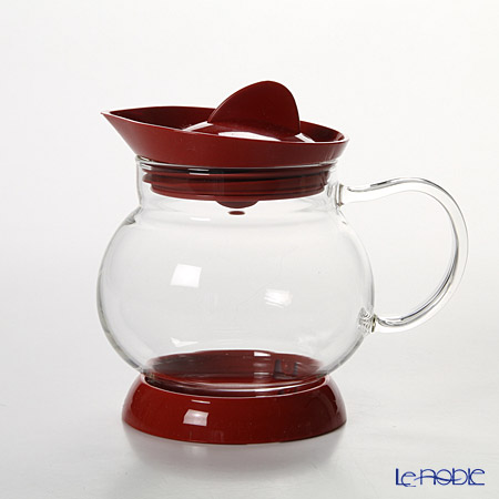 Hario Hot Brew Filter Jumping Tea Server JTS-35-R 350ml