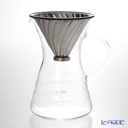 ハリオ V60 Pour Over Decanter VPD-02HSV