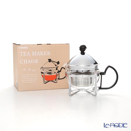 ハリオ 茶王 シルバー 300ml CHAN-2SV 2人用