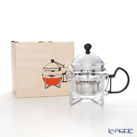 ハリオ 茶王 シルバー 600ml CHAN-4SV 4人用