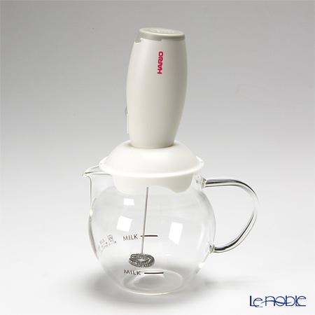 ハリオ クリーマーQto キュート ホワイトCQT-45 牛乳使用量100ml