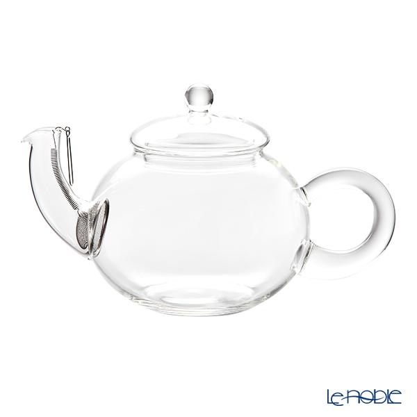 Hario 'JP-4-SV' [Heat-registant Glass] Tea Pot 800ml (for 4 cups with Strainer)