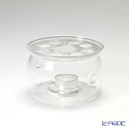 ハリオ 耐熱ガラス製ティーウォーマーS TWN-S キャンドル1個付