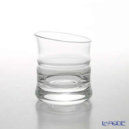 Hirota Glass 'Bamboo' Clear 81-W Sake Cup 48ml (S)
