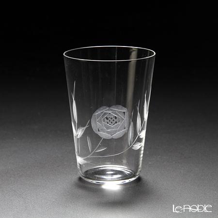 廣田硝子 BRUNCH 薔薇 TC-4-2 タンブラー(ショットグラス)