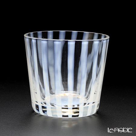 廣田硝子 大正浪漫硝子 TR-33-3 そばちょこ(ロックグラス) 十草 144ml