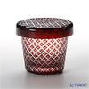 Hirota Glass Futa-Choco Rock Glass, Palisade FC-3