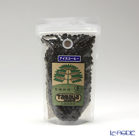 玉屋珈琲 有機栽培珈琲アイス 豆 200g