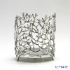 Loyfar 'Coral' [Pewter] Candle / Wine Holder 9.5xH10.5cm
