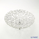 Loyfar (Pewter) 'Coral' Object / Footed Bowl 30cm