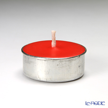 Loyfar (Pewter) 'Peony Flower' Oval Candle Holder with Candle