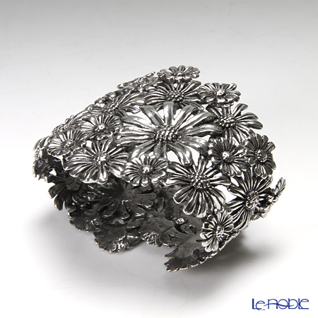 Loyfar (Pewter) 'Daisy Flower' Napkin Ring