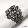 Loyfar (Pewter) 'Daisy Flower' Napkin Ring