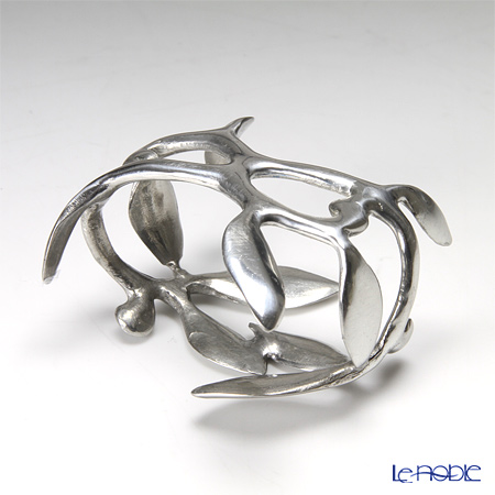 Loyfar (Pewter) 'Ivy Vine' Napkin Ring