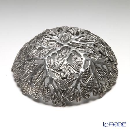 Loyfar 'Frangipani Leaf' [Pewter] Bowl 15cm (S)