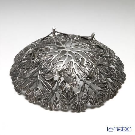 Loyfar 'Frangipani Leaf' [Pewter] Bowl 23cm (M)