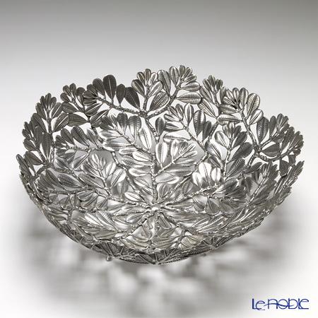 Loyfar 'Frangipani Leaf' [Pewter] Object/ Bowl 30cm (L)