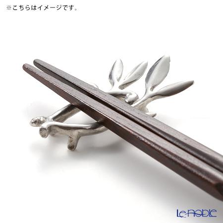 Loyfar 'Climber Leaf' [Pewter] Chopstick Rest (set of 5)