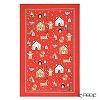 Allstar weavers festive friends (Christmas) Linen tea towels