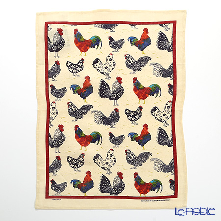 Ulster Weavers Rooster Linen Tea Towel