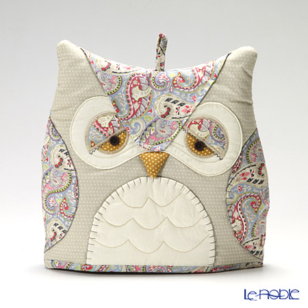 Ulster Weavers 'Owl' Shaped Cotton Tea Cosy