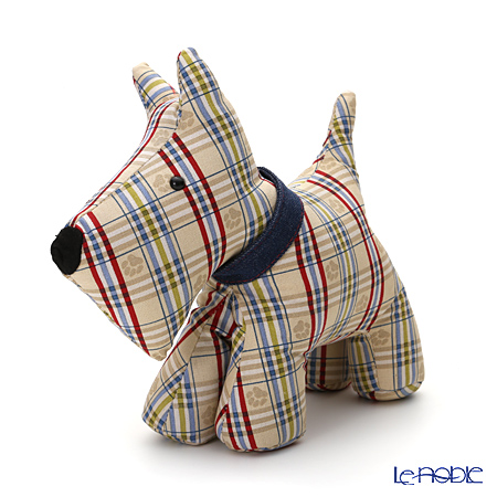Ulster Weavers 'Scottie Dog' Cotton Doorstop (with Polyester and Sand filling)