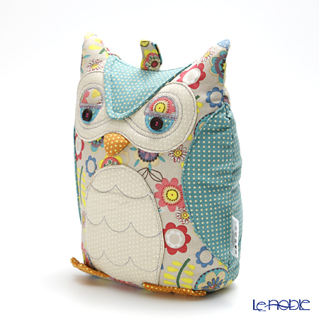 Ulster Weavers 'Owl' Cotton Doorstop (with Polyester and Sand filling)