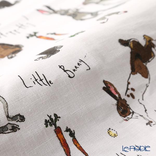 Ulster Weavers 'Hippity Hoppity Bunnies (Rabbit)' Cotton Tea Towel
